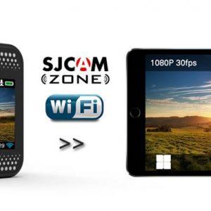 Sjcam m10 wifi full hd mini aksiyon kamera