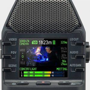 Zoom Q2n Handy Ses ve Video Kayıt Cihazı Profesyonel Ürün