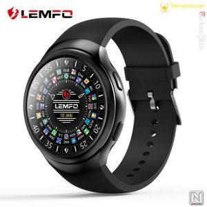 Lemfo Les2 Akıllı saat iOS-Android Uyumlu MTK6580