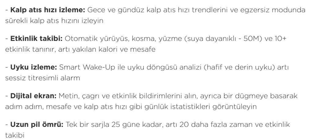 Withings Hibrit Akıllı Saat Türkiye Çelik HR Sınırlı Sayıda