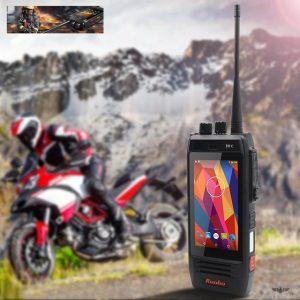 Profesyonel Telsizler: Orijinal Runbo H1 IP67 Telsiz