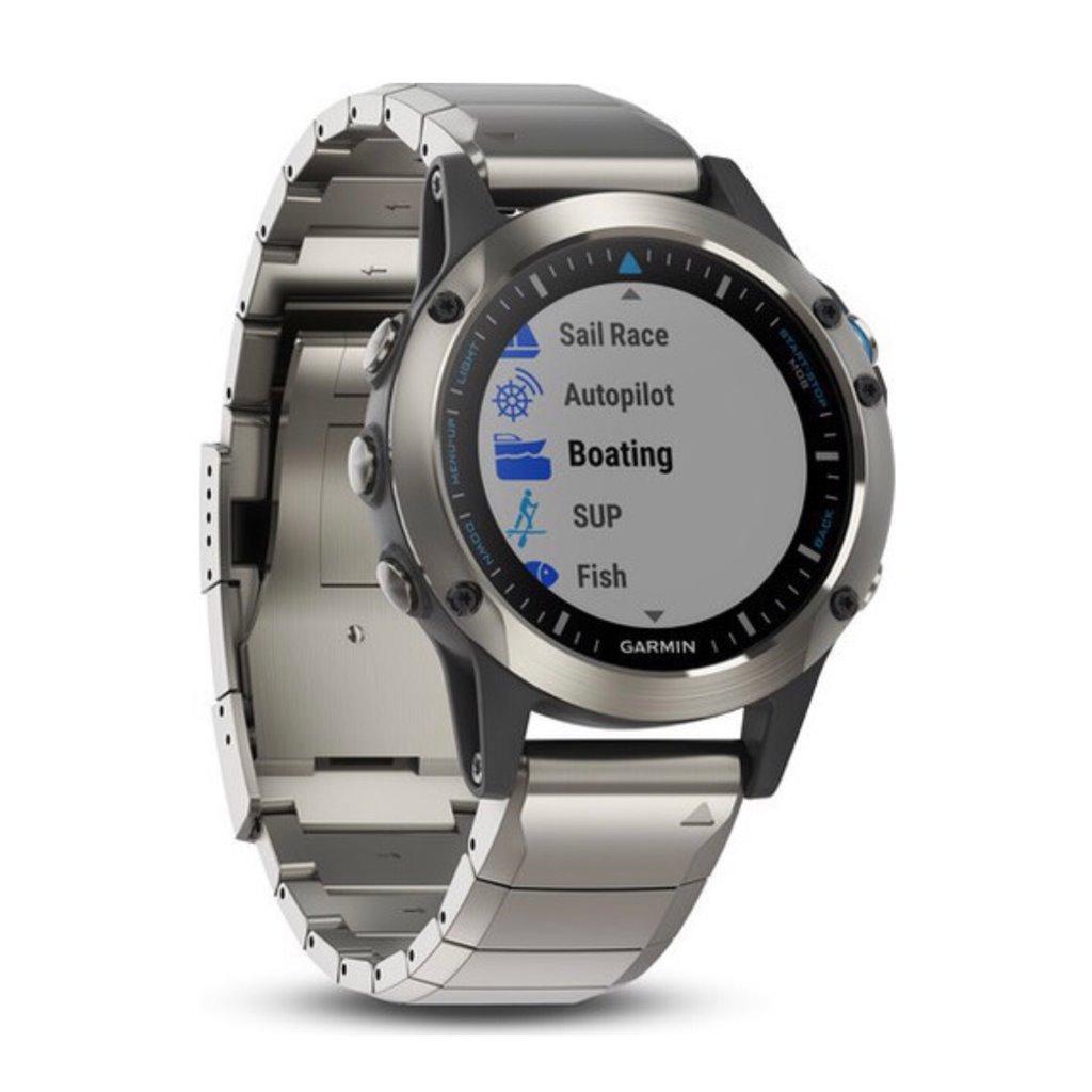 Garmin Quatix 5 Sapphire Multispor Akıllı Saat Türkiye