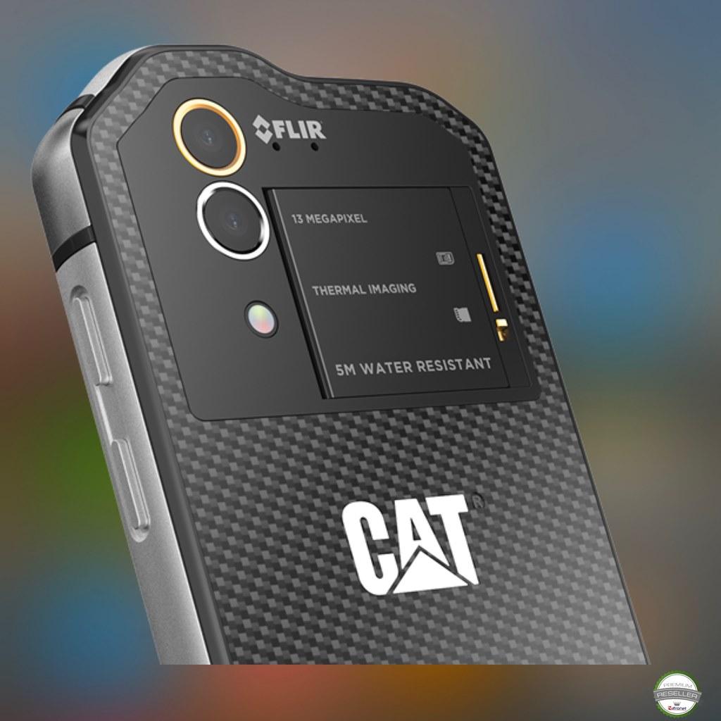 CAT S60 Termal Kameraya Sahip Zırhlı Telefon Türkiye