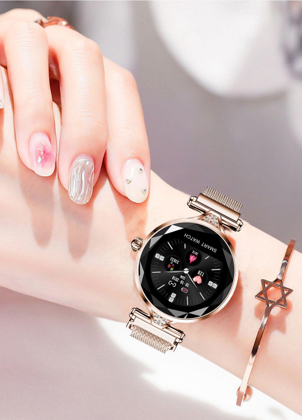 Lemfo W1 Kadın Moda Spor Akıllı Saat Lemfo Türkiye