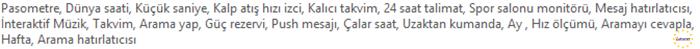 Zeblaze Türkiye Resmi Satış Teknik destek İMEİ Kaydı
