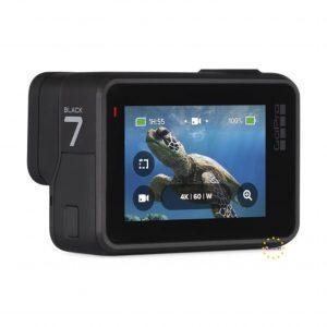 GoPro Hero 7 Black Aksiyon Kamera Stokta