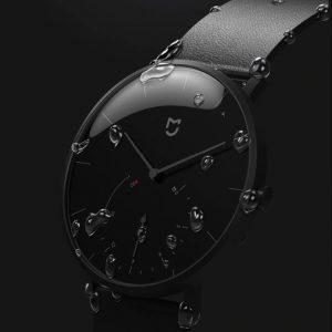 Xiaomi Mijia Kuvars Akıllı Saat 3ATM Suya Dayanıklı paslanmaz çelik