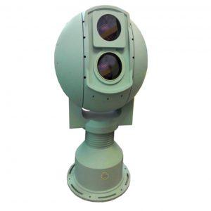 20 Kilometre Görüş Menzile Sahip Termal HD Kamera