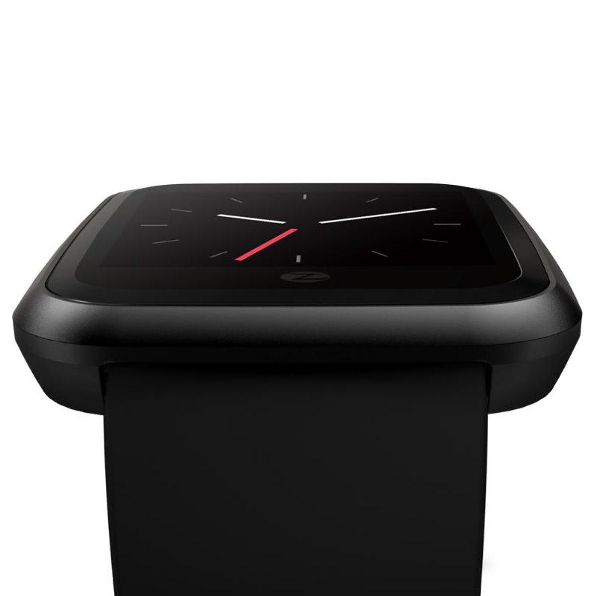Yeni Zeblaze Kristal 2 Akıllı Saat 1.29 inch Renk Ekran Gorilla Glass
