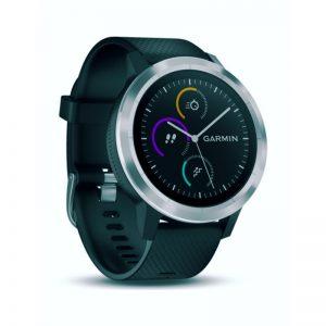 Garmin Vivoactive 3 Akıllı Saat, Unisex, Siyah Beyaz Renk Seçeneği