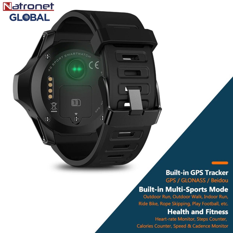 Zeblaze THOR 5 Çift Yonga Seti Teknolojosi Hibrid Akıllı Saat