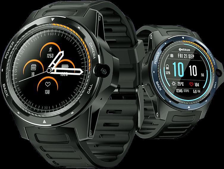 Zeblaze Thor 5 Hybrid Smart Watch NatroNet Global