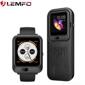 LEMFO LEM11 4G Akıllı Saat Android 7.1 3GB 32GB Görüntülü Görüşme