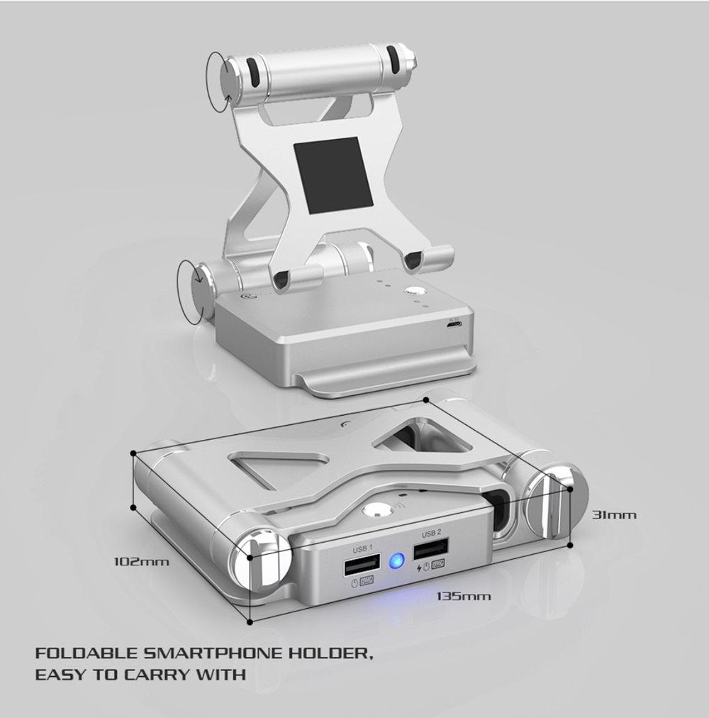 GameSir X1 BattleDock Dönüştürücü İçin Stand PUBG AoV Mobil Efsane