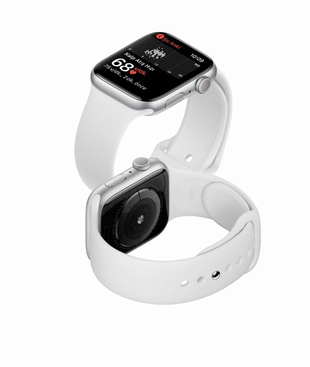 Apple Watch Series 5 Bu Akıllı Saat hiçbir saate benzemiyor