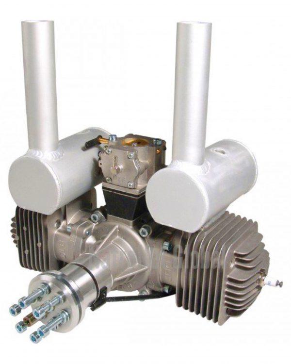 DL-170™ Benzinli Prefosyonel Uçak Motoru (Model Uçak Motorları)