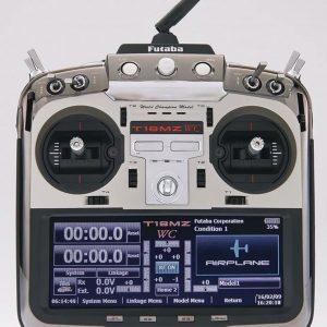 Futaba 18MZ WC Şampiyonu Edition 18CH Uzaktan Radyo Kontrol Verici