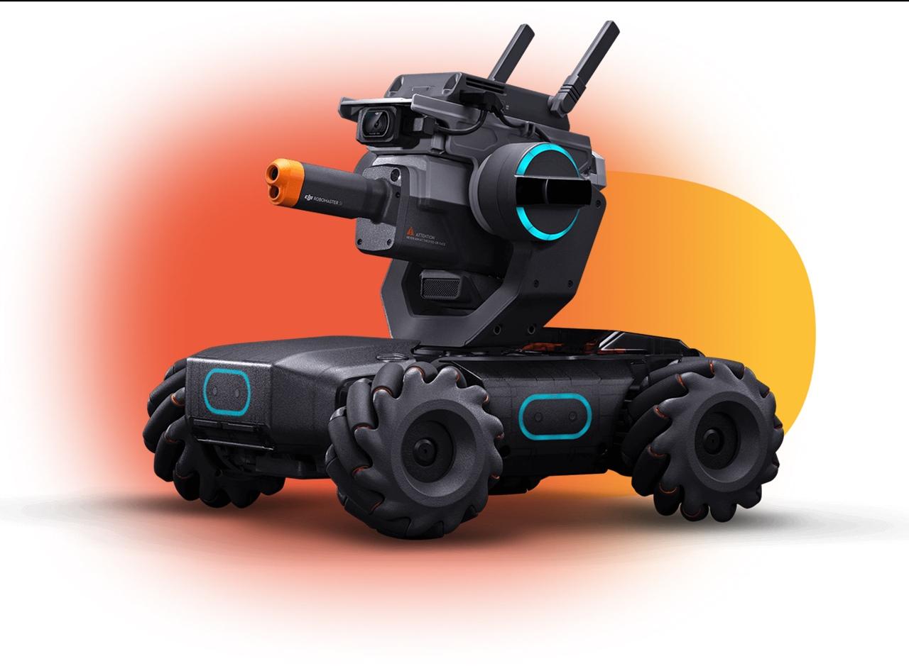 Dji RoboMaster S1 Programlanabilir Oyun Robotu Programlanabilir Robot