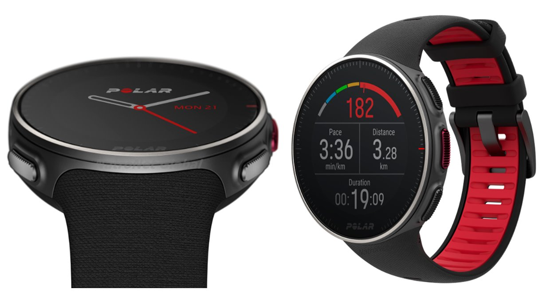 Polar Vantage V Titan Premium Çoklu Spor Modlu Akıllı Saat