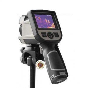 Termal Kamera: TE-W300 El Tipi Termal-Optik Kamera İnsan Vücut Sıcaklığı Taraması