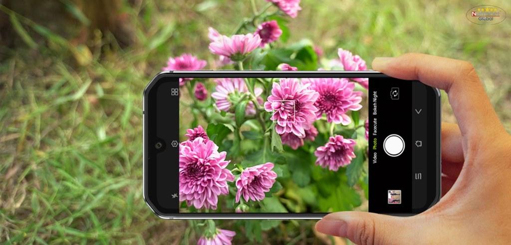 Blackview BV9900 Pro Termal Kameralı Helio P90 Sekiz Çekirdekli 8 GB + 128 GB IP68 Zırhlı Akıllı Telefon