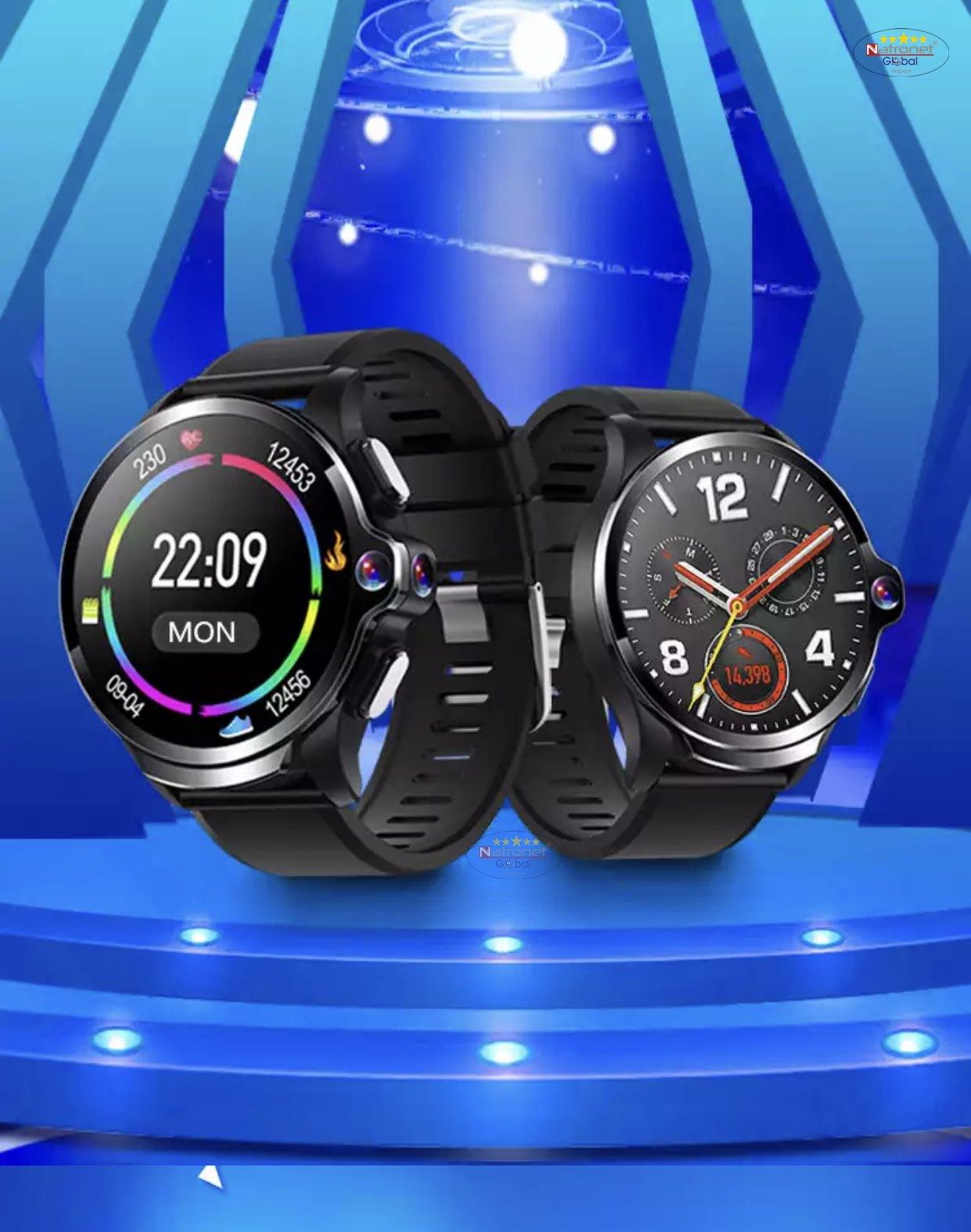 AllCall AWatch GT Sim Kartlı Akıllı Saat + Android Akıllı Telefon Türkiye