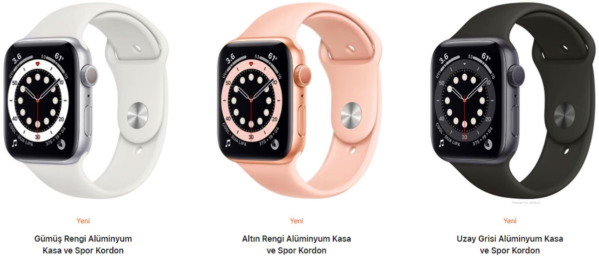 Apple Watch Series 6: Şimdiye kadarki en gelişmiş Apple Watch
