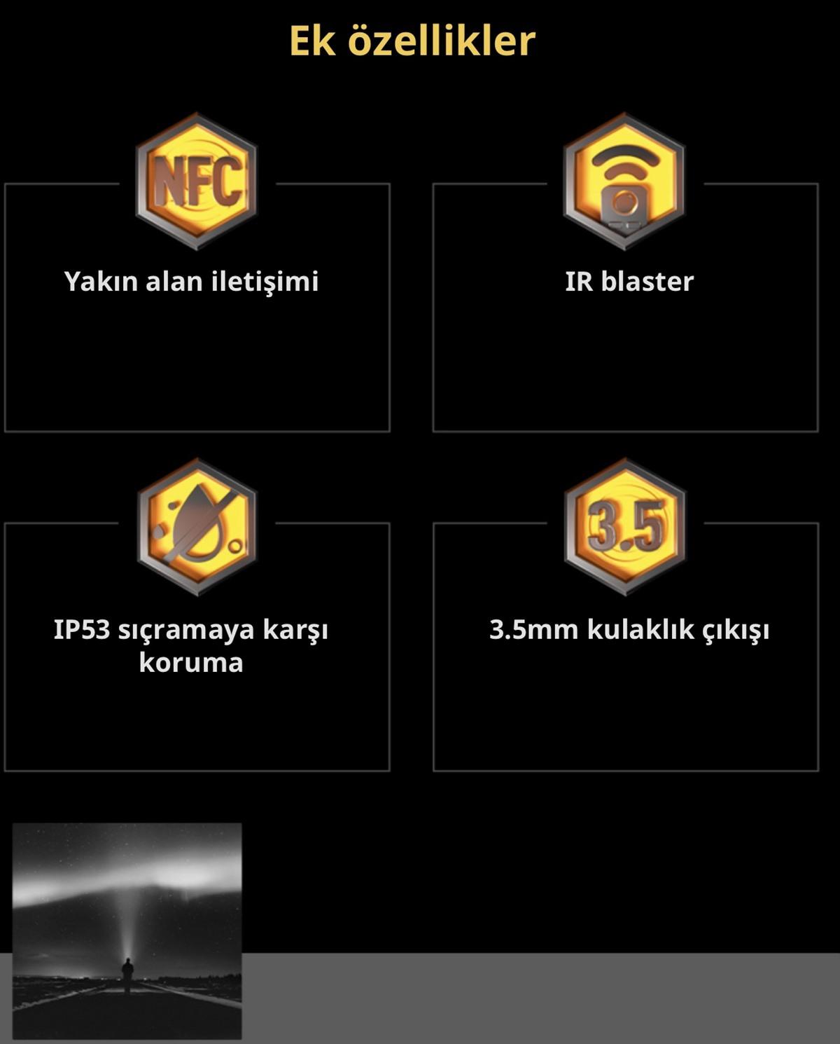 POCO X3 NFC:  POCO X3 NFC Snapdragon 732G Xiaomi Akıllı Telefon