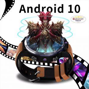 LEMFO LEM12 PRO 4GB 64GB Android 10 Projeksiyon Özellikli Akıllı Saat