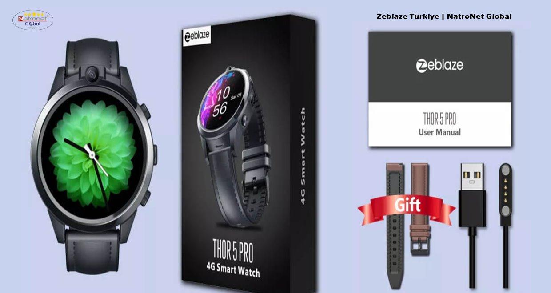 Zeblaze Thor5 Pro Akıllı Saat