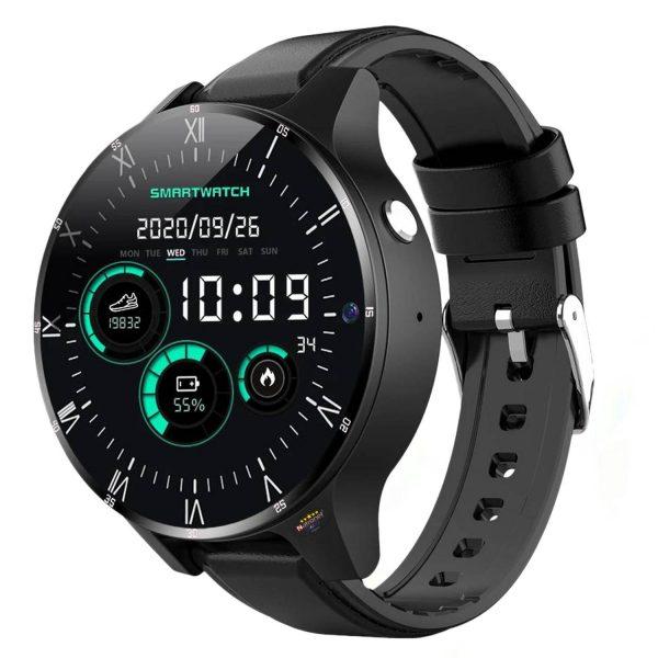 Rollme Hero Pro 1600mAh Büyük Pil Helio P22 İşlemci 4GB+64 GB 4G Akıllı Saat