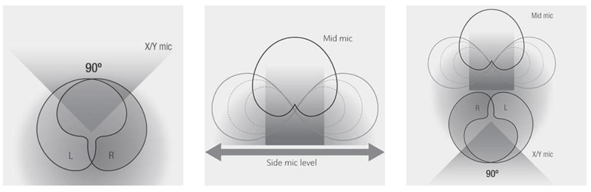 Zoom H2N Ses Kayıt cihazı Surround-Ses Taşınabilir Kaydedici