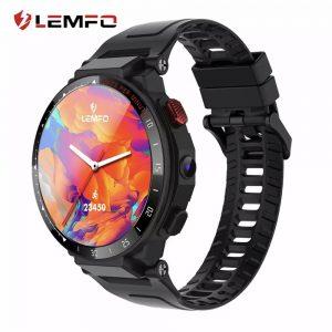 LEMFO LES4 1GB+16GB 900 Mah 4G GPS SİM Kartlı Akıllı Saat