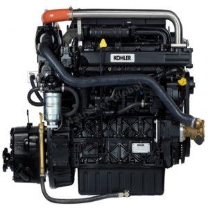 Lombardini KDI 2504TCR-MP 4 Silindir 74 Beygir 55 KW