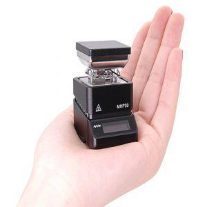 MHP30 Mini Sıcak Plaka Ön Isıtıcı Bildiğiniz Tüm Lehim Yöntemlerini Unutun