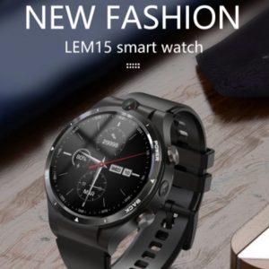 2021'in Popüler Akıllı Saati 'Lemfo Lem15 4GB 128 GB 4G Akıllı Saat'