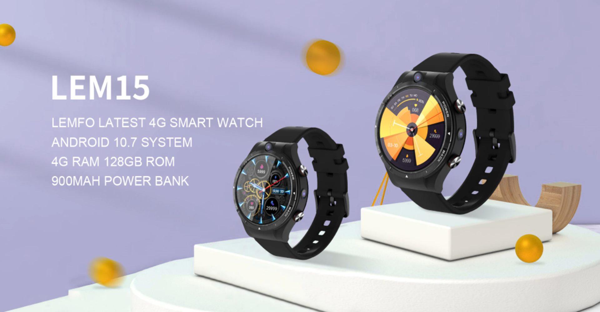 yeni lemfo lem15 akıllı saat lemfo turkiye tedarikçisi Natronet global