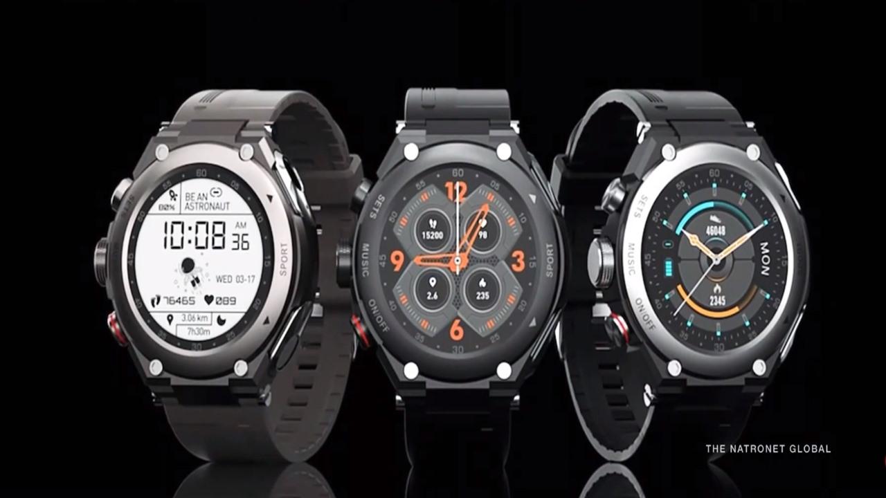 Yeni T92 Her ihtiyacı karşılayabilen kulaklı akıllı saat (Lemfo Türkiye-NatroNet Global)