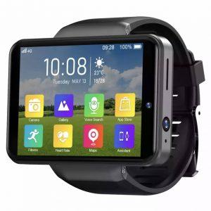 Kospet Note 4G Android 7.1 3GB 32GB Çift Kameralı Sim Kartlı Akıllı Saat